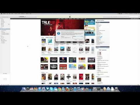 How to Authorize Computer in iTunes