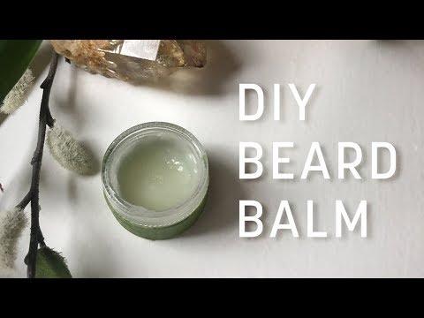 DIY Beard Balm✨