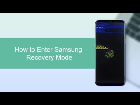 How to Enter Recovery Mode on Samsung Galaxy