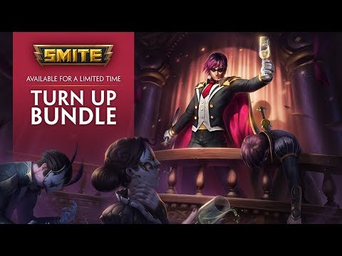 SMITE - Turn Up Bundle Reveal - Available for a Limited Time