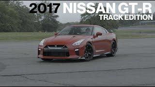 Nissan GT-R Track Edition Hot Lap at VIR | Lightning Lap 2017 | Car and Driver