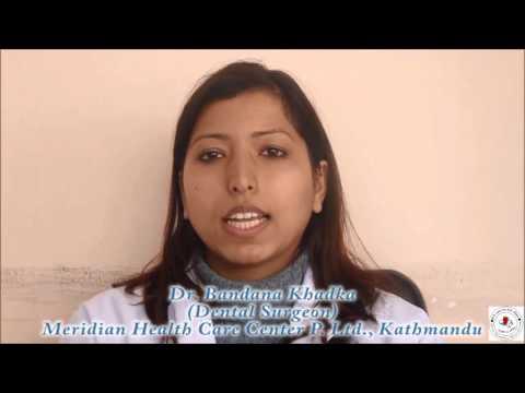 Oral Health Series -1|| दाँतमा किरा लाग्ने समस्या  || Dr. Bandana Khadka (Dental Surgeon)