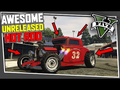 THIS UNRELEASED HOTROD IS AWESOME - Vapid Hustler | GTA V Online Doomsday DLC