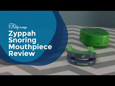 Zyppah Snoring Mouthpiece Review