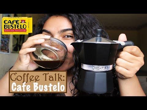 COFFEE TALK: Café Bustelo