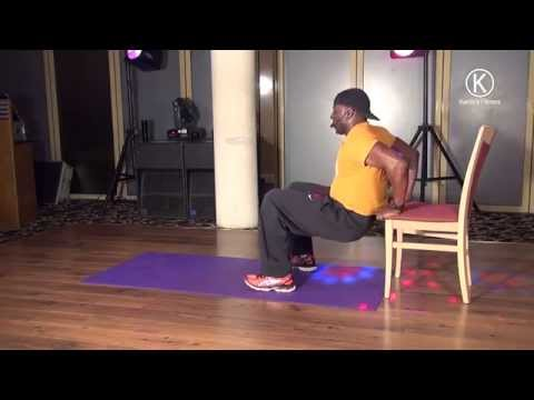 Bingo Wing Workout Arm Exercises