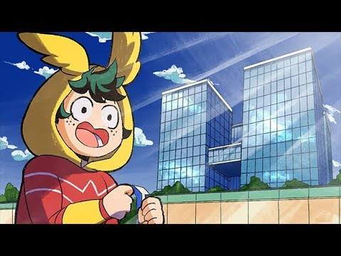 So This is Basically My Hero Academia