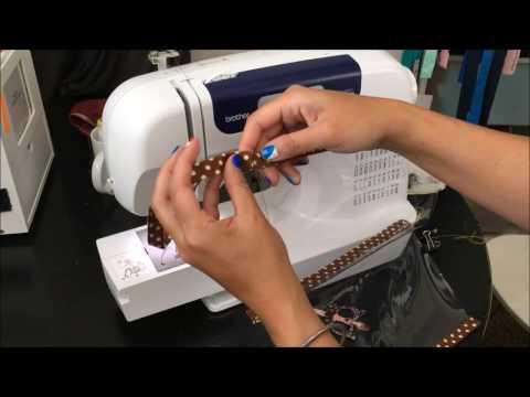 How to Make a Vinyl Wet Bag