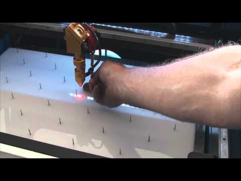 Chinese laser cutter  tutorial part 4