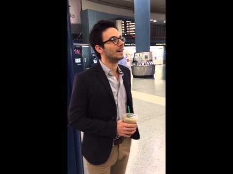 Penn Station Commuter