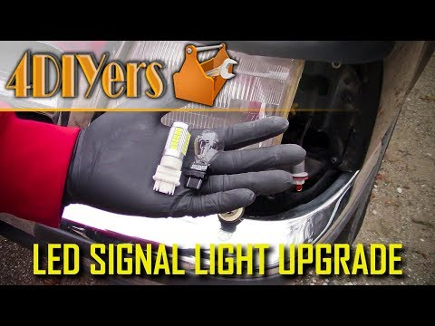 How to Upgrade a Vehicle's Signal Lights to LED
