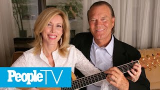 Glen Campbell's Widow Kim Recounts His Alcoholism Battle & Night He Pointed Pistol At Her | PeopleTV