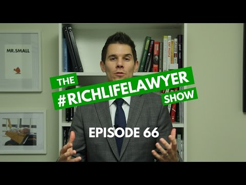 #RichLifeLawyer Show 66 - Divorce and Estate Planning - What You Need to Know