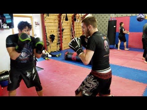 Saturday Sparring at MMA Underground Cinco de Mayo 2018