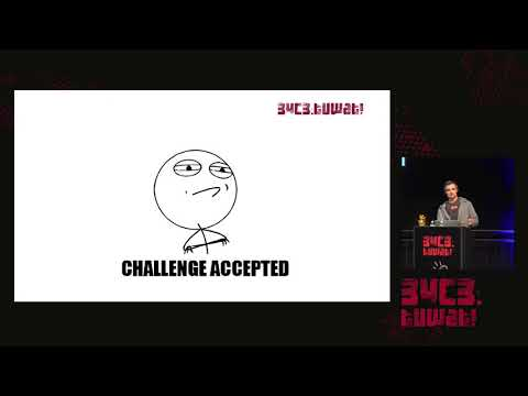 34C3 -  1-day exploit development for Cisco IOS