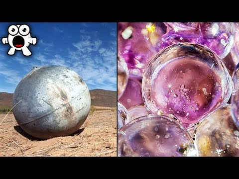 Top 10 Most Mysterious Balls Ever Discovered Around the World