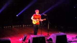 Ed Sheeran Autumn Leaves Live