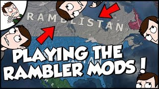 Playing As Myself On Hearts Of Iron 4 Hoi4 Alex The Rambler Mods