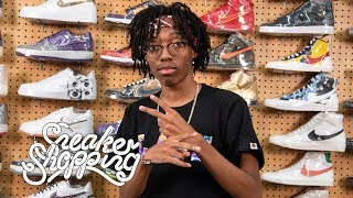 Lil Tecca Goes Sneaker Shopping With Complex