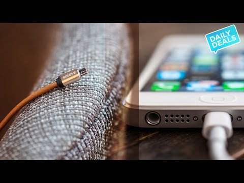 75% Off Android Cables, Apple iPhone, iPad Charger ► The Deal Guy