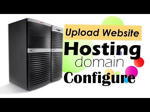 Part 3: Make Free Website -Add Domain, Hosting Domain, Nameserver, How to Upload Website on Cpanel