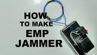 how to make emp jammer slot machine