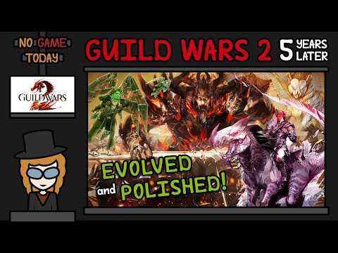 Guild Wars 2 Five Years Later: Best Game State since Launch
