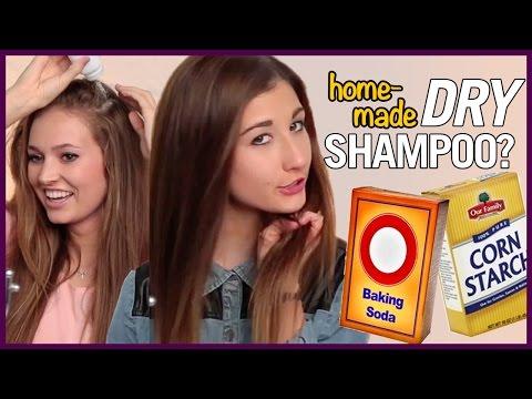 DIY Dry Shampoo - Makeup Mythbusters w/ Maybaby & Courtney Randall
