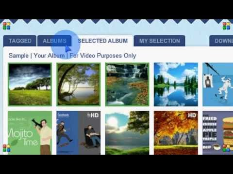How To Download or Backup You Facebook Albums/Photos