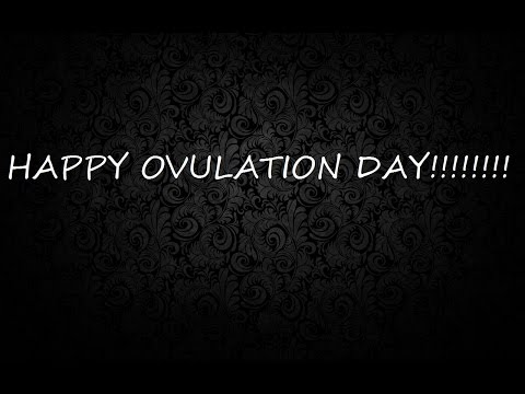 HAPPY OVULATION DAY !!!! ( TTC with PCOS!)