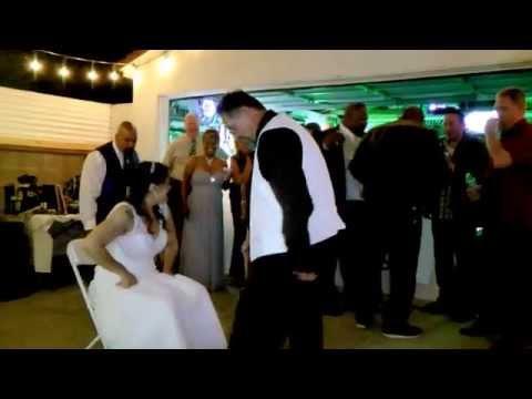 Danny & Irene Garter Belt dance