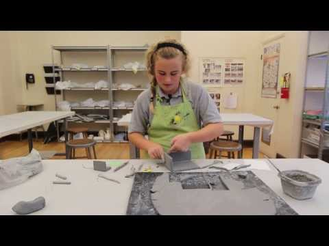 How to Make a Clay Box