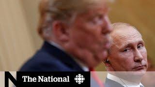 U.S.-Russia summit: Breaking down Trump and Putin's stunning news conference