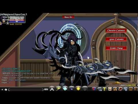 AQW Getting Ungodly Reavers of Nulgath (first juggernaut)