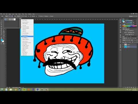 Photoshop CS6 Tutorial - 131 - Pro Paint Bucket Techniques