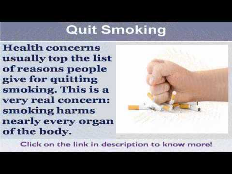 See now   quit smoking now