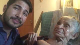 VOZINHA CHORANDO COM MEDO DA MORTE