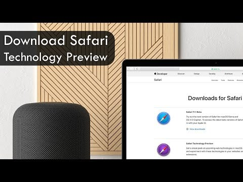 How to Download Safari Technology Preview on macOS