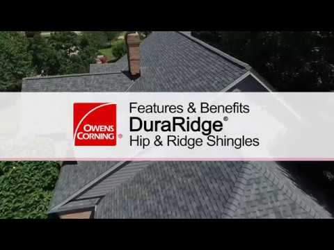 Roofing Product Guide: DuraRidge® Hip & Ridge Shingles