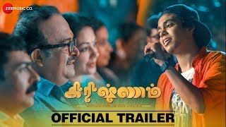 Krishnam - Official Movie Trailer | Akshay Krishnan & Ashwaria Ullas