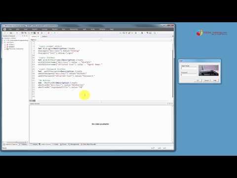 UFT 12.01 | QTP | Descriptive Programming Part 5 Win Dynamic