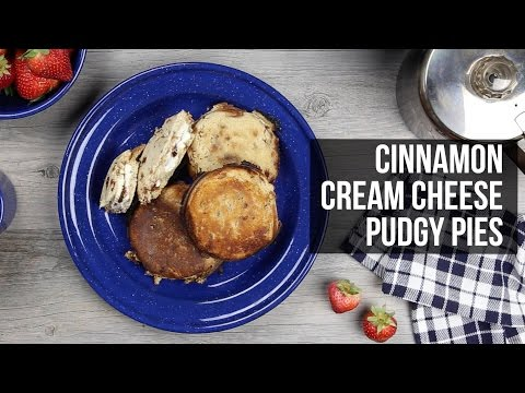 Cinnamon Cream Cheese Pudgy Pies | Jelly Toast | AD