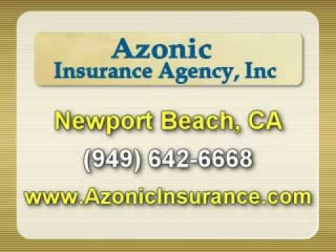 Azonic Insurance Agency - Affordable Individual and Group Health Insurance in Newport Beach, CA