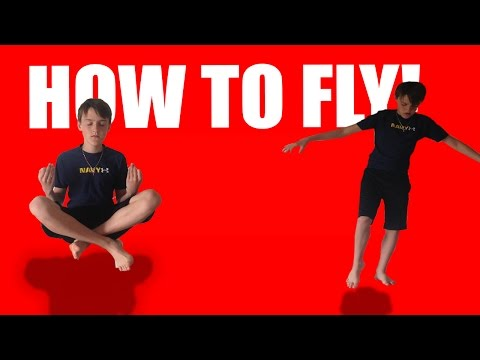 How to fly in real life step by step | 60 Second tutorial!