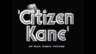 Citizen Kane (1941): Original Trailer - Orson Welles, Dorothy Comingore - Classic Dramas
