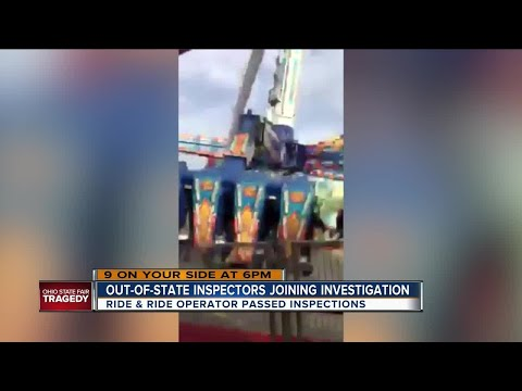 Investigators looking at what went wrong with Ohio State Fair ride