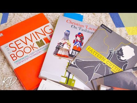 PATTERN AND SEWING BOOKS FOR FASHION DESIGN | KIM DAVE