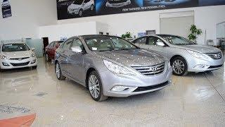 2014 Hyundai #sonata | هيونداي #سوناتا فل كامل