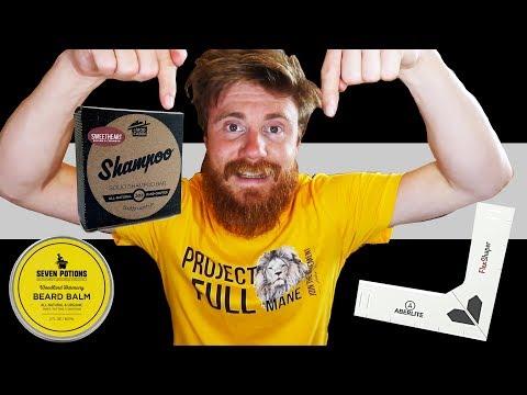 These 3 Things will instantly IMPROVE your Beard! Beard Shampoo, Beard Grooming Tool & BALM