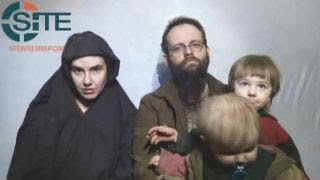 American woman and her family freed in Pakistan